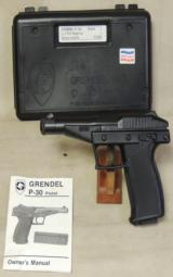 Kel-Tec Grendel P-30 .22 Magnum Pistol S/N 07230 - 5 of 5