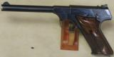Colt Woodsman Targetsman .22 LR Caliber Pistol S/N 191741-C