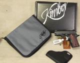 Kimber Micro Carry Rosewood LG .380 ACP Caliber Pistol NIB S/N M0009231 - 5 of 5