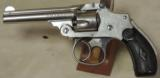 Smith & Wesson 32 Safety Second Model .32 S&W Caliber D.A. Revolver S/N 150266