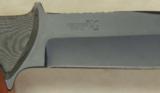 Nighthawk Custom / Keith Murr Model 550 Tactical knife & Sheath NEW - 3 of 5