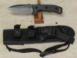 Microtech Currahee Tanto Knife Fixed Blade & Sheath NEW - 4 of 4