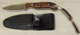 "Wilson Tactical M14 3"" Fixed Blade Custom Knife NEW