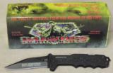 Dark Ops StratoFighter Folder Fighting Knife NEW - 5 of 5