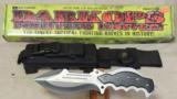 Dark Ops Vindicator Covert Attack Knife & Sheath NEW - 4 of 4