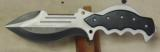 Dark Ops Vindicator Covert Attack Knife & Sheath NEW - 1 of 4