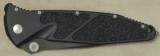 "Microtech 160-2 Socom Elite Manual 4.05"" Black Combo Blade Knife NIB - 3 of 5"