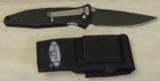 "Microtech 160-2 Socom Elite Manual 4.05"" Black Combo Blade Knife NIB - 4 of 5"