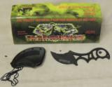 Dark Ops Vendetta Covert Neck Knife & Sheath NIB - 3 of 3