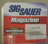 Sig Sauer P-250 9mm Compact 16 Round Magazine NIB #1300038 - 3 of 3