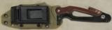 Surefire Delta Fixed-Blade Combat/Utility Knife EW-06 NEW - 3 of 5