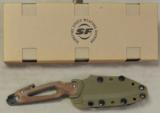 Surefire Delta Fixed-Blade Combat/Utility Knife EW-06 NEW - 5 of 5