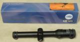 Meopta Meostar 1-4x22 RD Kdot Riflescope NEW - 1 of 5