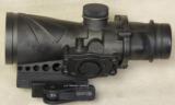 Browe 4x32 Combat Optic BCO & QD mount * Green Ring & Dot - 1 of 3