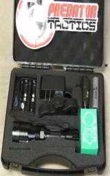 Predator Tactics Green Night Raid Tactical Hunting Light Kit NIB - 1 of 6