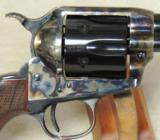 Uberti SAA El Patron Competition .357 Magnum Caliber 1873 Revolver NIB S/N UB1142 - 7 of 7