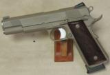 RARE Nighthawk Custom Larry Vickers Tactical .45 ACP Caliber 1911 Pistol S/N LV00129