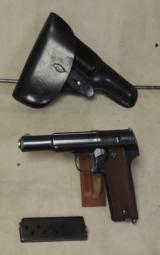 ASTRA Model 600/43 9mm Pistol S/N 58302 - 2 of 9