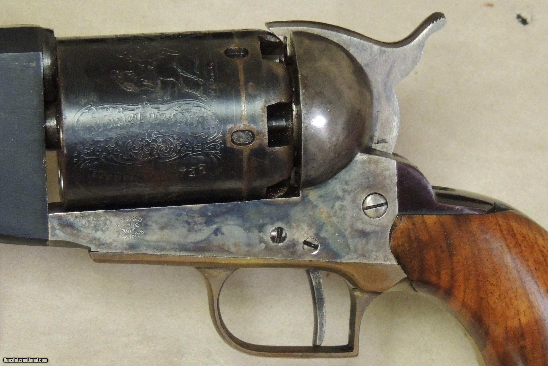 Uberti 1847 Colt Walker 44 Caliber Blackpowder Revolver S/N