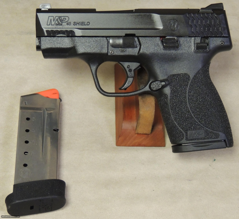 Smith & Wesson M&P45 Shield  45 ACP Caliber Pistol NIB S/N