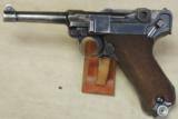 1937 Dated Mauser S/42 Luger 9mm Caliber Pistol S/N 9061n