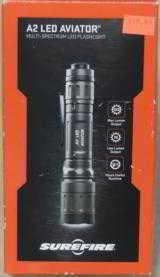 SureFire A2 LED Aviator 120 Lumen Dual-Spectrum Flashlight