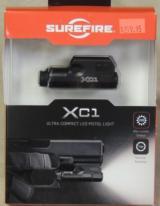Surefire XC1 Ultra-Compact LED Pistol Light NEW
