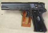 FB Radom VIS Model 35 Type II Nazi 9mm Caliber Pistol & Holster S/N H5084