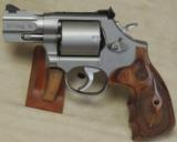 Smith & Wesson Performance Center Model 686 Snubby 357 Magnum Caliber Revolver NIB S/N CWF8842