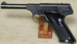 1955 Colt Huntsman .22 LR Caliber Pistol S/N 95663-C