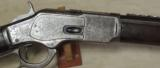 Winchester Model 1873 Engraved 44 WCF Caliber Sporting Rifle S/N 402762B - 15 of 25