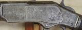 Winchester Model 1873 Engraved 44 WCF Caliber Sporting Rifle S/N 402762B - 3 of 25
