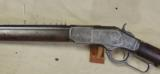 Winchester Model 1873 Engraved 44 WCF Caliber Sporting Rifle S/N 402762B - 4 of 25