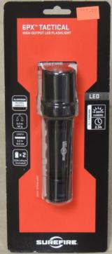 SureFire 6PX Tactical 200 Lumen LED Flashlight NIB - 2 of 3