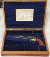 Cased Uberti 1861 Navy .36 Caliber Percussion Revolver NEW S/N A94060