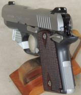 Kimber Micro 9 CDP 9mm Caliber pistol NIB S/N PB0041845 - 3 of 5