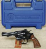 Smith & Wesson Model 18-7 Combat Masterpiece .22 LR Caliber Revolver S/N CNS7382 - 7 of 7