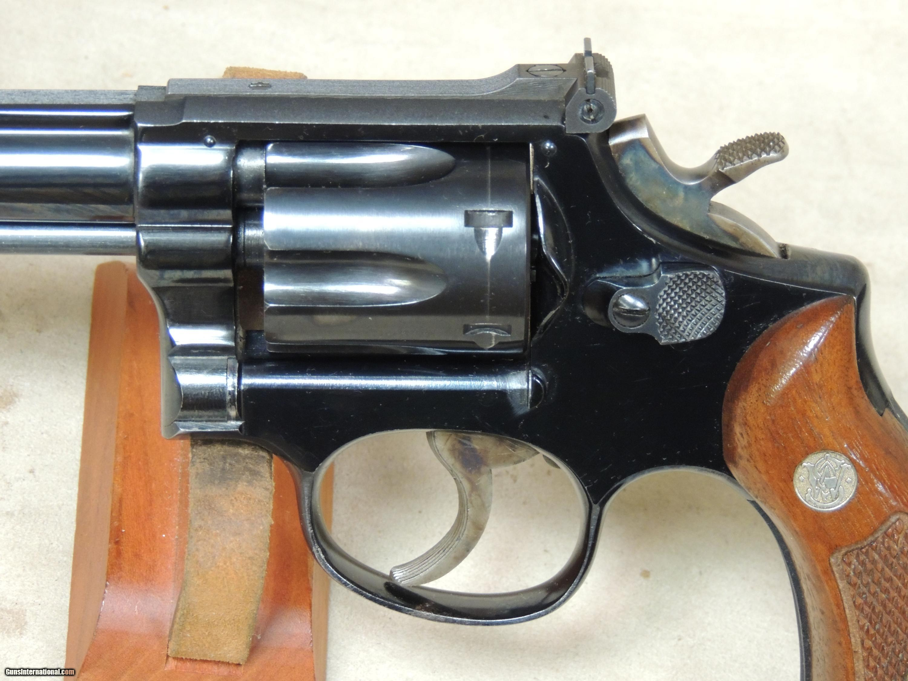 from Donald dating smith and wesson k22