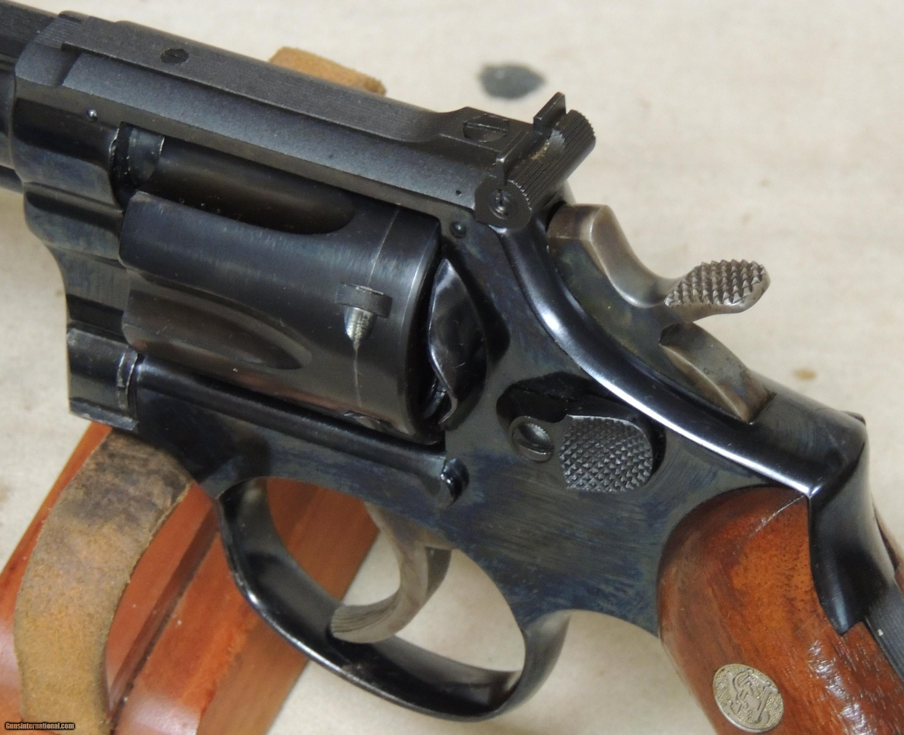 smith and wesson model 17-5 serial numbers
