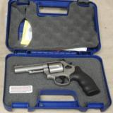 Smith & Wesson S&W Model 69 Stainless 44 Magnum Caliber Revolver S/N CZD6481 - 7 of 7