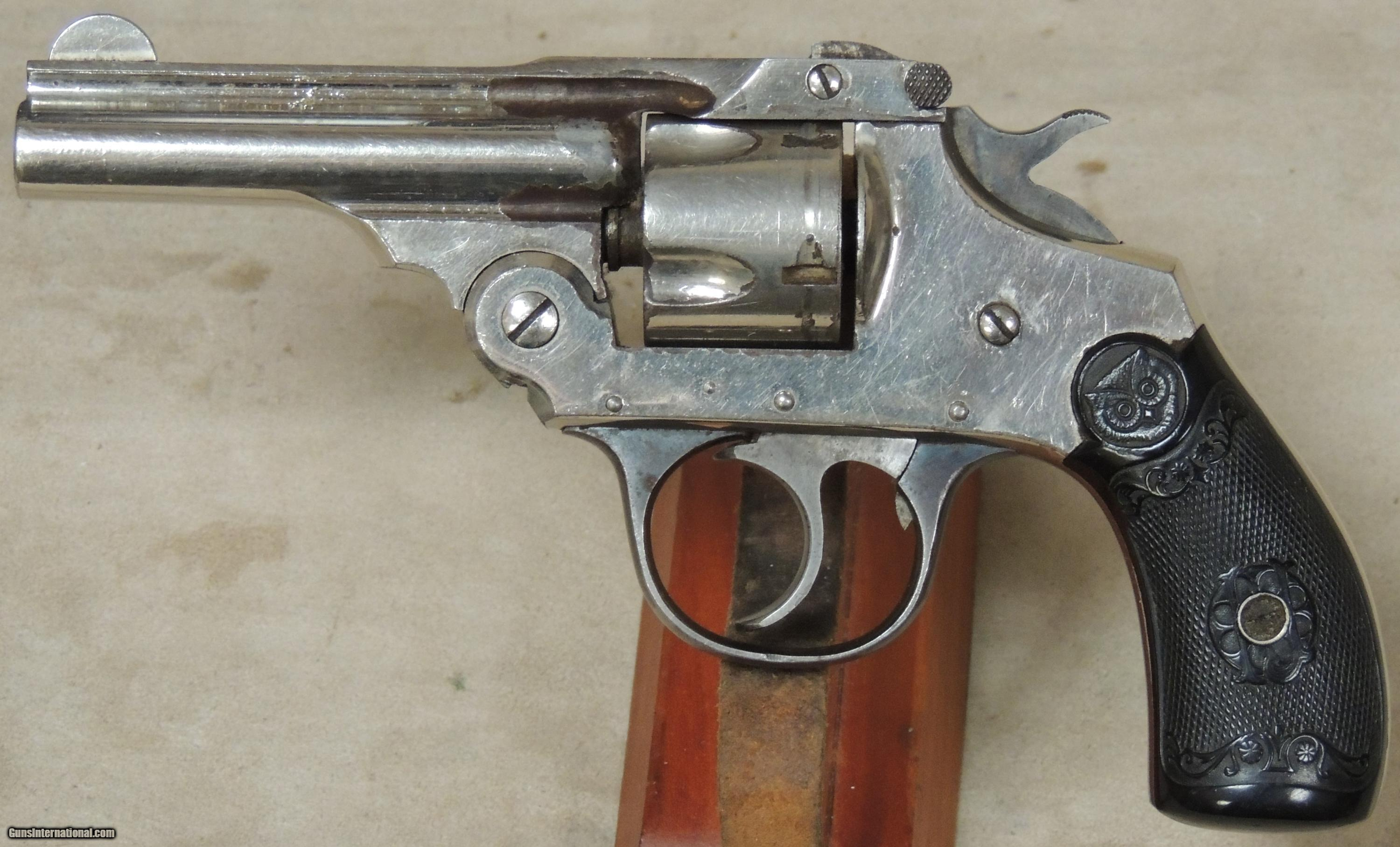 Iver Johnson serial number question