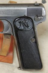 FN 1922 Commercial .32 ACP Caliber Pistol S/N 85281 - 3 of 8