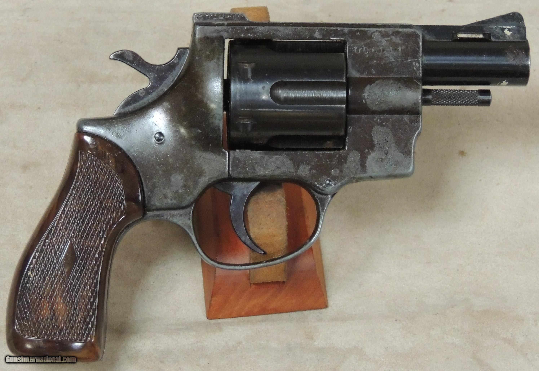 Arminius Titan Tiger F I E   38 Special Caliber Revolver S/N 6011