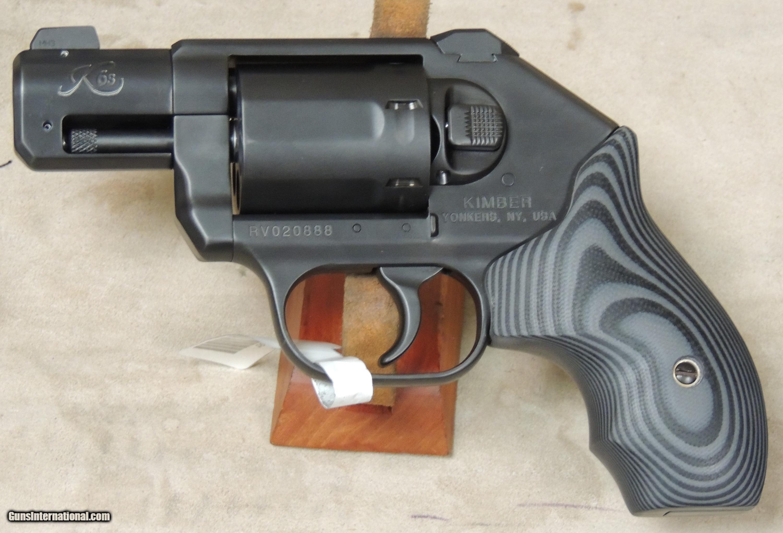 Kimber K6s DC