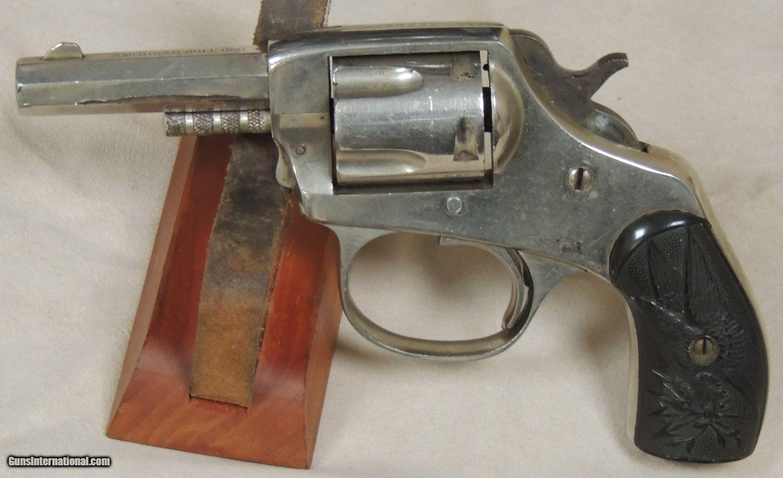 Iver Johnson American Bulldog 32 Caliber Revolver Sn 2693xx