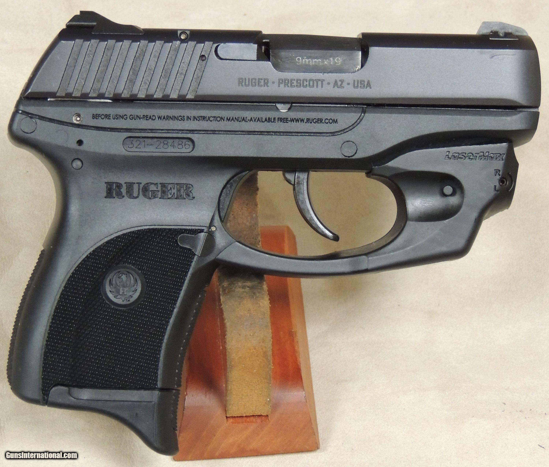 ruger lc9 laser max 9mm caliber pistol s n 321 28486 rh gunsinternational com Ruger LC9 Belt Clip ruger lcp owners manual