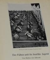 Adolf Hitler: Pictures From The Life Of The Fuhrer Hardcover Book *Complete 1936 Cigar Book- 18 of 25