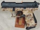 Walther P22 Digital Cammo .22 LR Caliber Pistol S/N L407863
