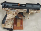 Walther P22 Digital Cammo .22 LR Caliber Pistol S/N L407863 - 4 of 4