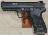 Heckler & Koch H&K HK45 Ergo .45 ACP Caliber Pistol S/N 126-001342XX